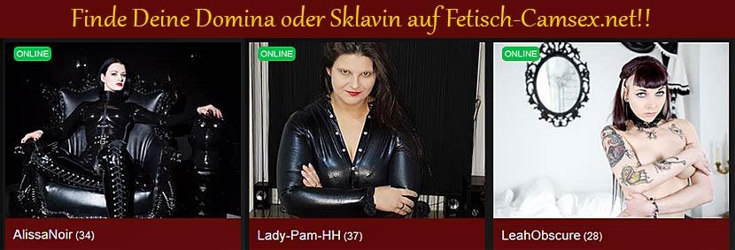 Fetisch Cam Sex